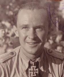Leutnant <b>Fritz Neumüller</b> FF - 904e10e0