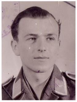 oberleutnant hans morr