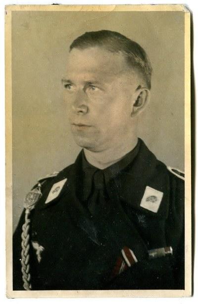 Leutnant Helmut Dieming